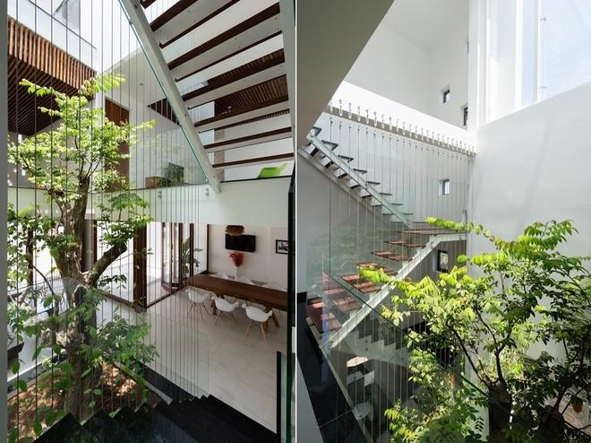 Ngôi nhà ở Đồng Nai nổi bật vì thiết kế lạ mắt - ảnh 9