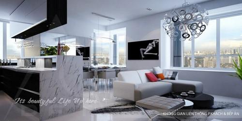 'Ông bầu' của Ngọc Trinh sở hữu căn hộ đẹp như mơ  - ảnh 5