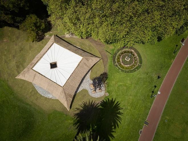 Nhà tre siêu đẹp giữa công viên của triệu phú Australia - ảnh 4