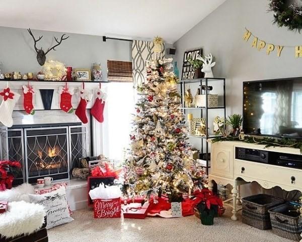 Mẹo phong thủy trang trí nhà cửa trong mùa Giáng sinh - ảnh 5