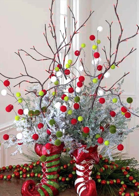 Mẹo phong thủy trang trí nhà cửa trong mùa Giáng sinh - ảnh 1