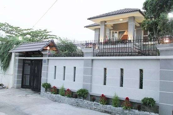Biệt thự 300 m2 đẹp như cổ tích của Cao Thái Sơn - ảnh 1