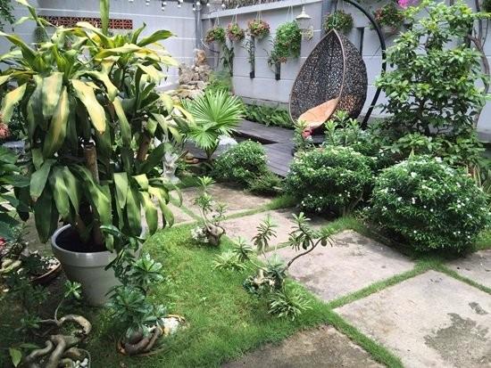 Biệt thự 300 m2 đẹp như cổ tích của Cao Thái Sơn - ảnh 5