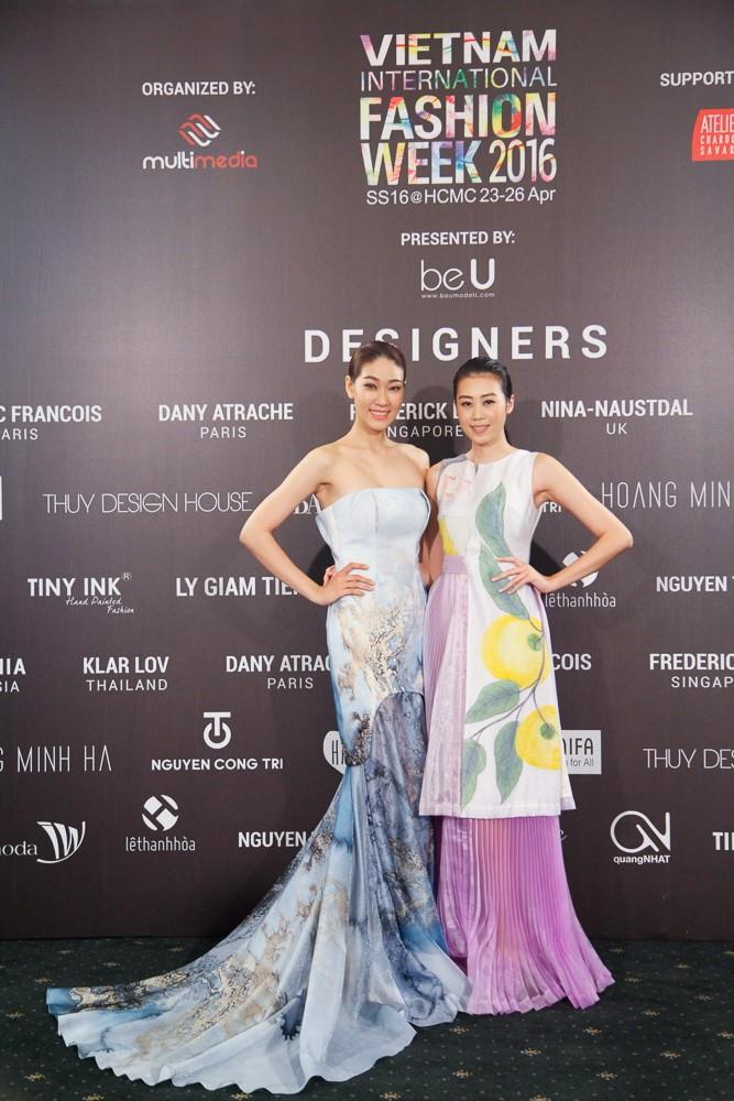 6 nhà thiết kế nước ngoài tại 'tuần lễ thời trang quốc tế Việt Nam' - ảnh 7