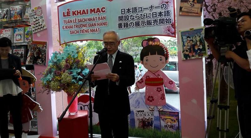 'Tuần lễ triển lãm sách Nhật' tại TP.HCM - ảnh 1