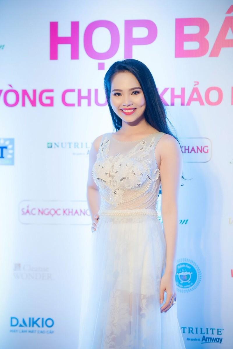 Dàn hoa hậu, người đẹp đọ sắc trước 'Hoa hậu Việt Nam 2016' - ảnh 11