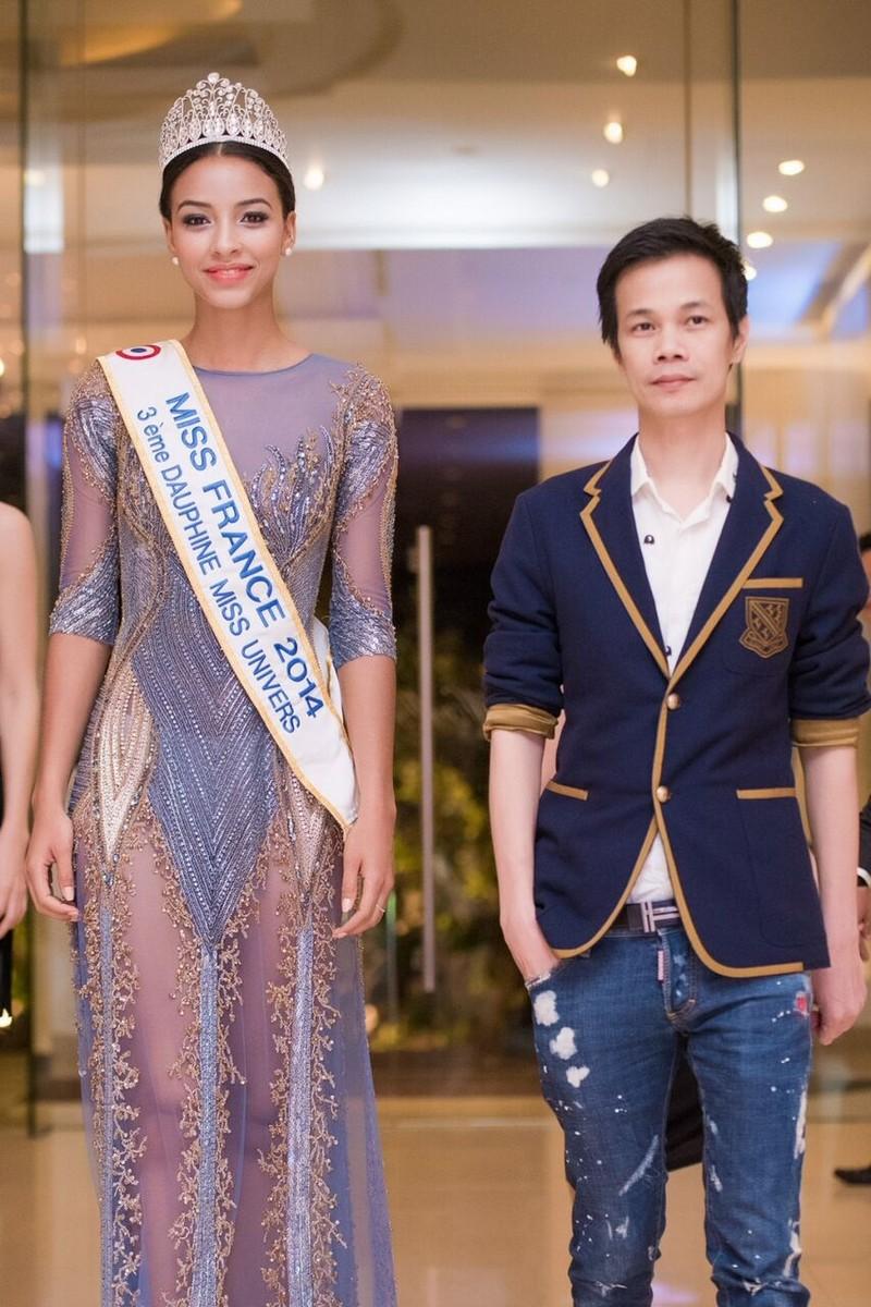 Dàn hoa hậu, người đẹp đọ sắc trước 'Hoa hậu Việt Nam 2016' - ảnh 6