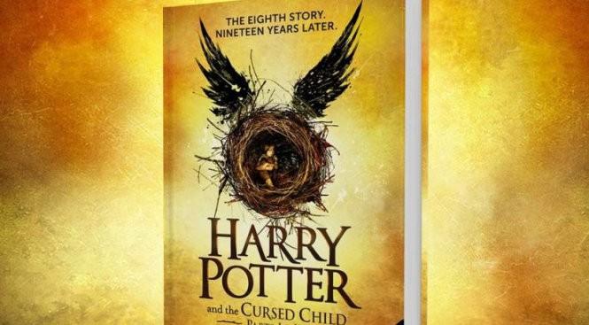 Harry Potter tập 8 ra mắt tại Việt Nam cùng lúc với thế giới - ảnh 1
