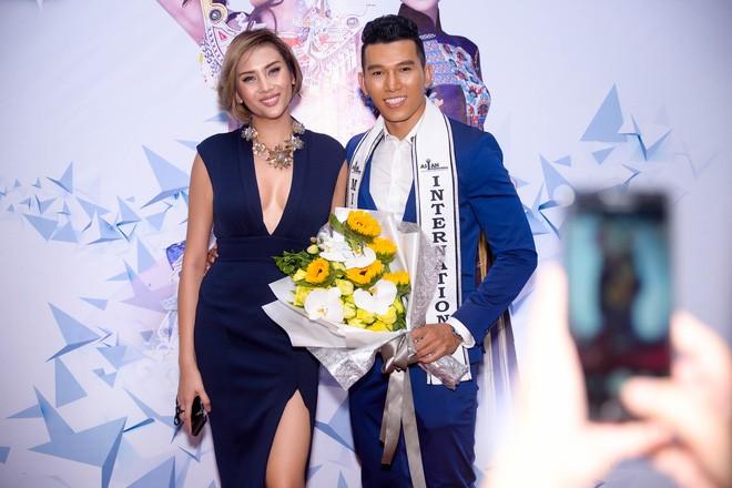 Ngọc Duyên đi thi  'Miss Golbal Beauty Queen 2016' - ảnh 5