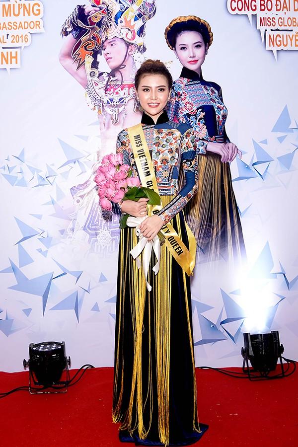 Ngọc Duyên đi thi  'Miss Golbal Beauty Queen 2016' - ảnh 4