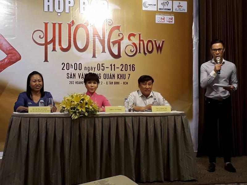 Việt Hương làm liveshow 'khủng' vì người nghèo - ảnh 2