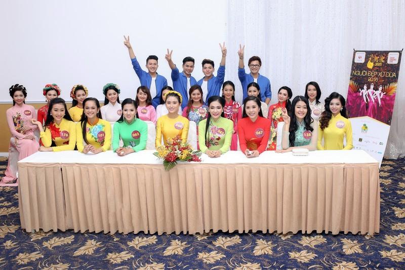 19 người đẹp 'Người đẹp xứ dừa 2016' chào sân TP.HCM - ảnh 4