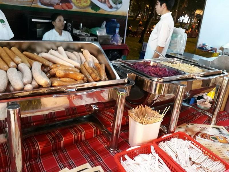 Cận cảnh các món ngon ở liên hoan ẩm thực - ảnh 16