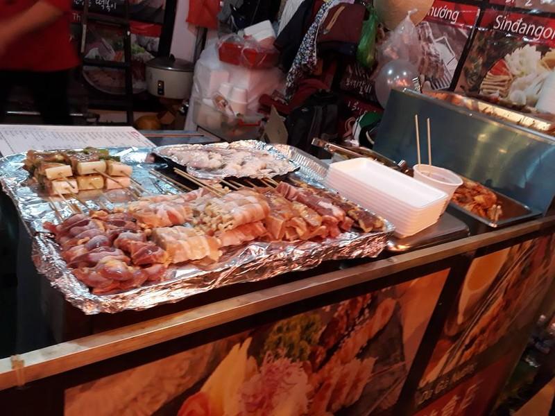 Cận cảnh các món ngon ở liên hoan ẩm thực - ảnh 11