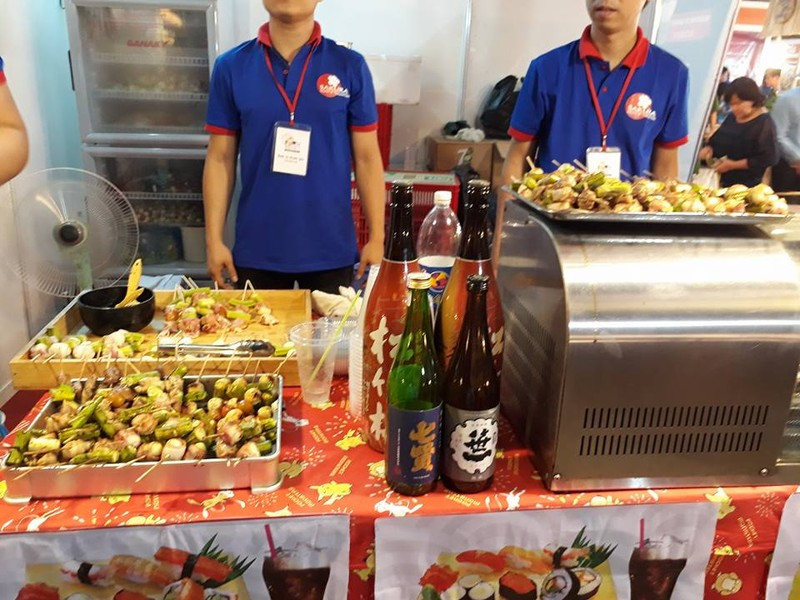 Cận cảnh các món ngon ở liên hoan ẩm thực - ảnh 13