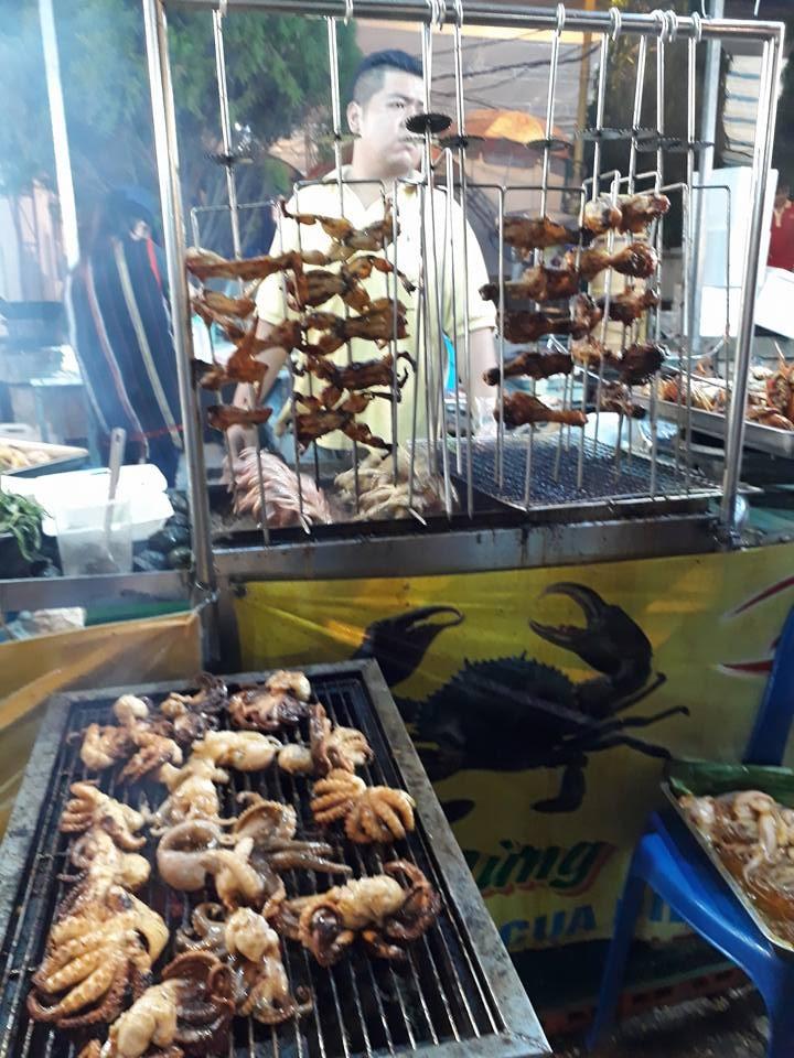 Cận cảnh các món ngon ở liên hoan ẩm thực - ảnh 4