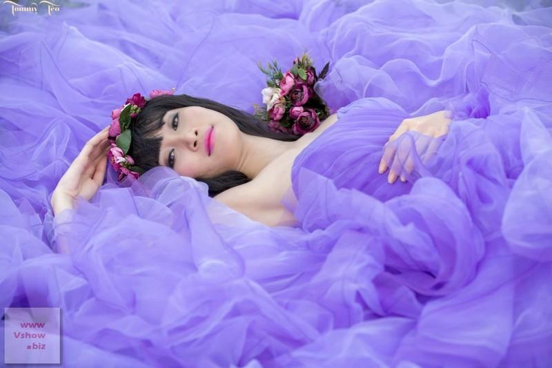 Ngắm nhan sắc trong trẻo của tân hoa khôi miền Trung - ảnh 7