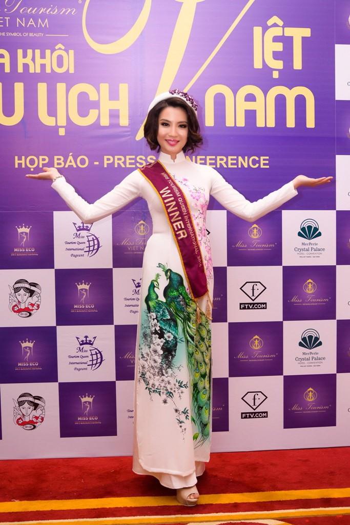 Người đẹp quốc tế ồ ạt đến 'Hoa khôi du lịch VN' - ảnh 9