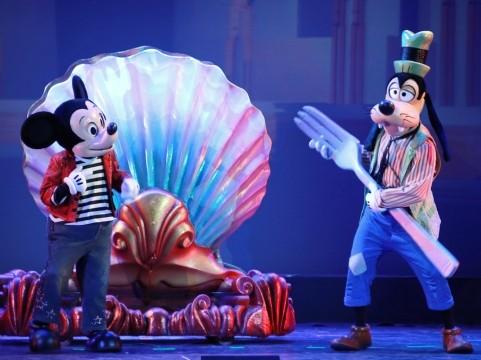 Show diễn 1 triệu USD của Disney On Ice tại VN - ảnh 2
