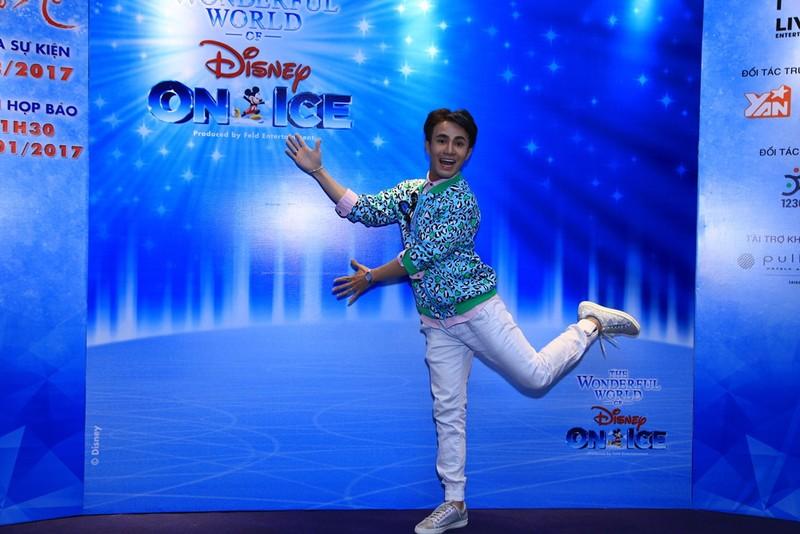 Show diễn 1 triệu USD của Disney On Ice tại VN - ảnh 7