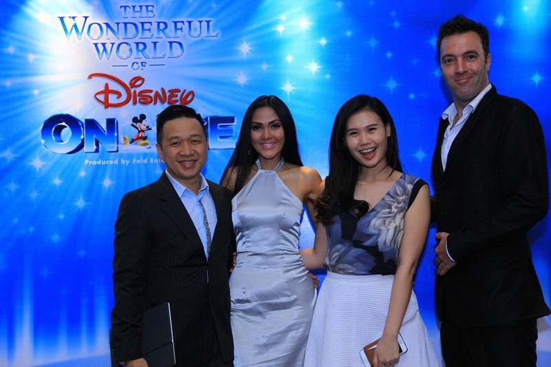 Show diễn 1 triệu USD của Disney On Ice tại VN - ảnh 4