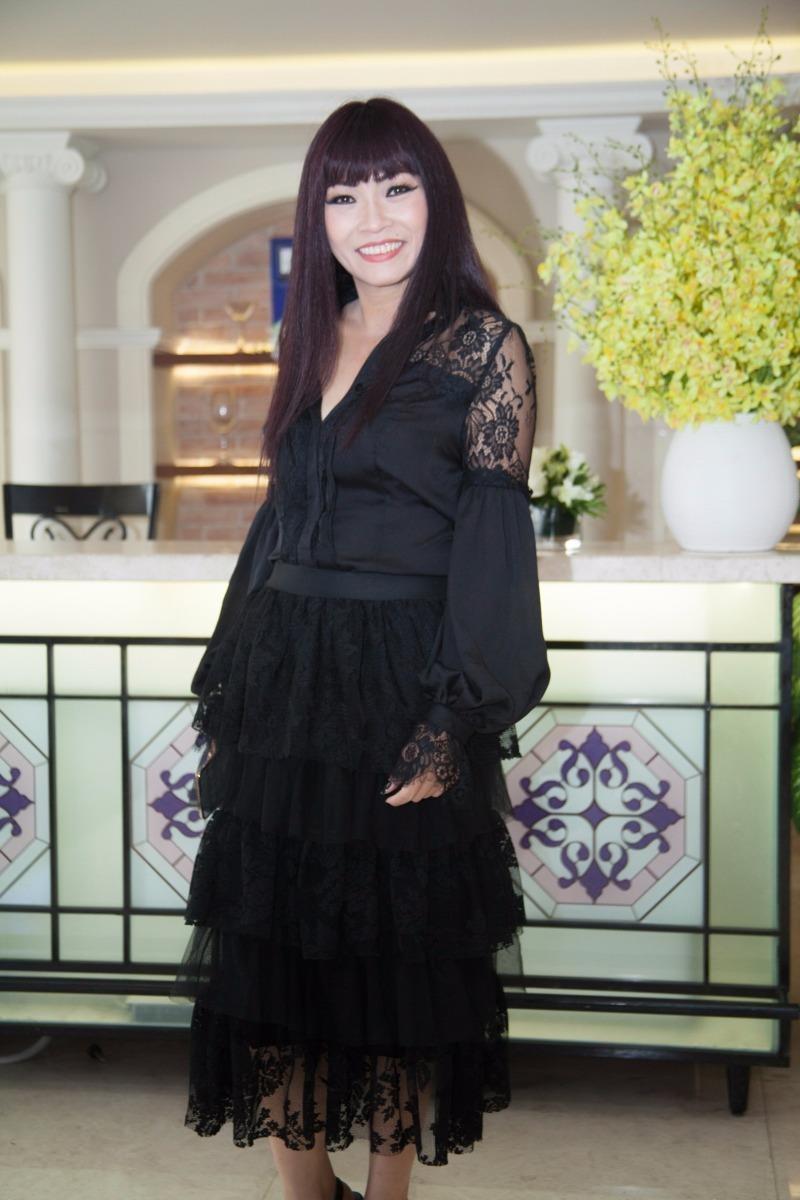 Ca sĩ Phương Thanh.