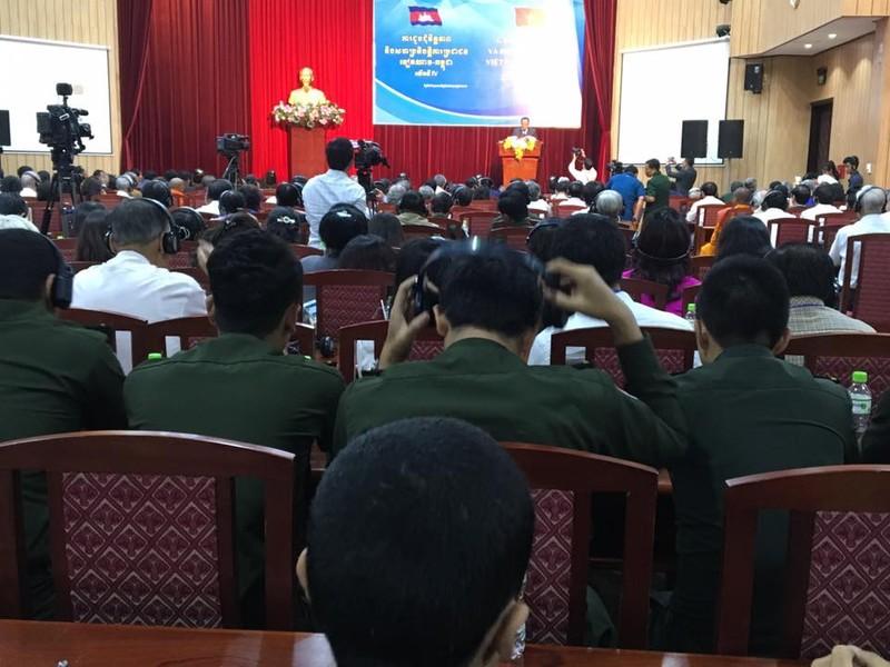 Phát triển trung tâm ngoại ngữ Khơme tại TP.HCM, Hà Nội - ảnh 1