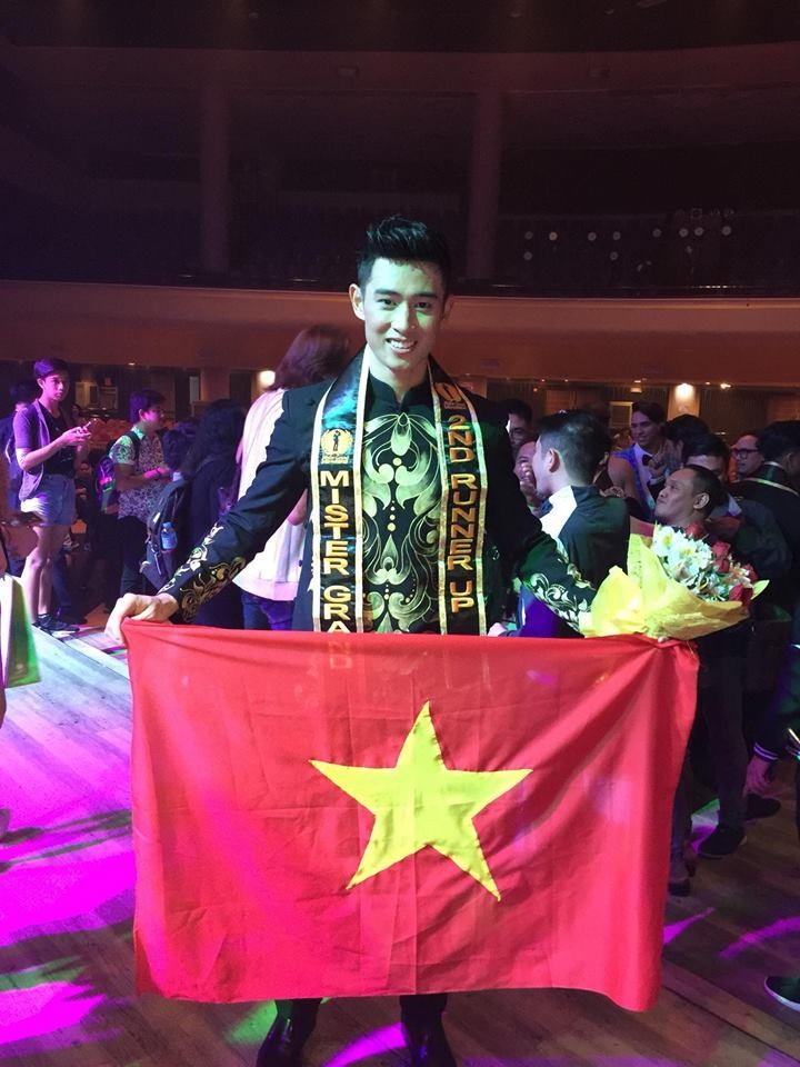 Tiến Đạt trở thành á vương Mister Grand International - ảnh 3
