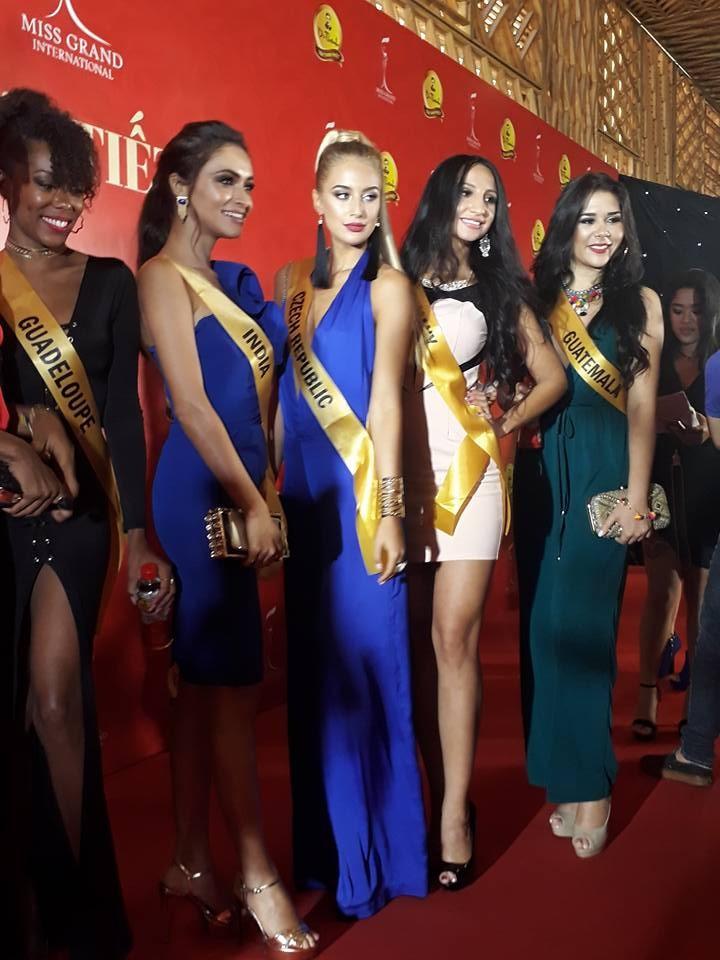 Mãn nhãn với 80 hoa hậu thế giới khoe sắc tại TP.HCM - ảnh 9