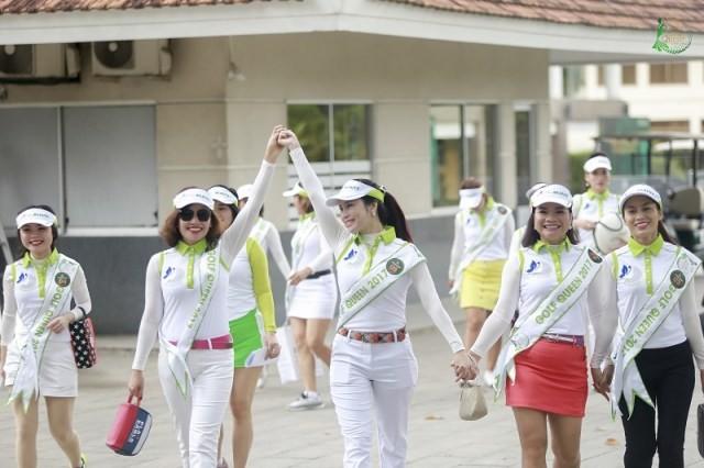 Hình ảnh hoạt động của cuộc thi được đưa lên mạng.