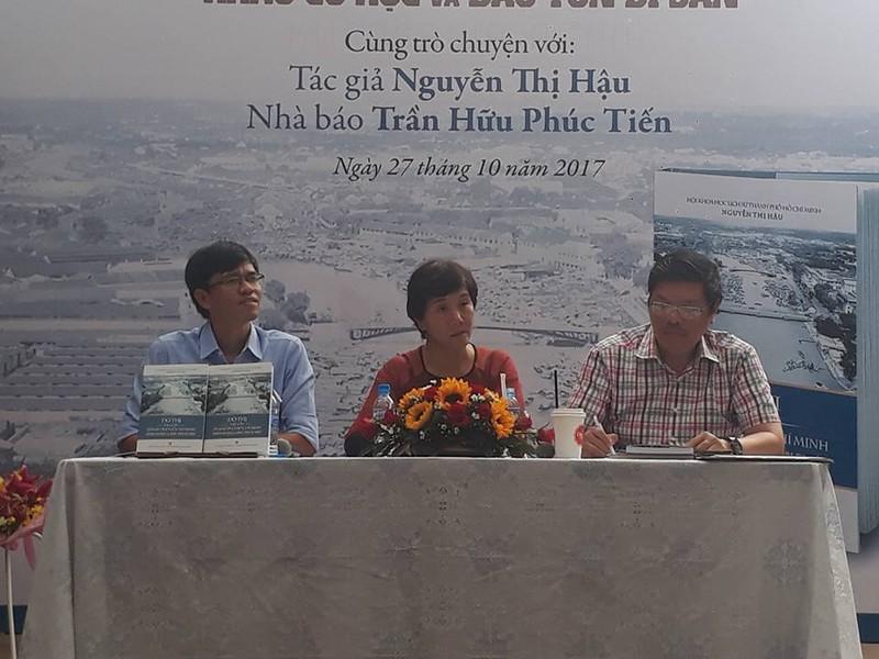 Khóc với nhà khảo cổ học về bảo tồn di sản Sài Gòn - ảnh 1
