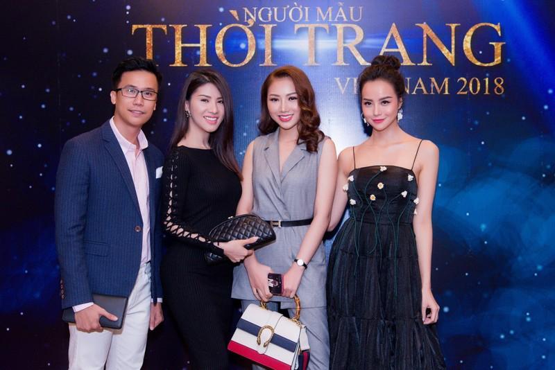 Chị gái Nam Em vào chung kết Người mẫu thời trang VN - ảnh 6
