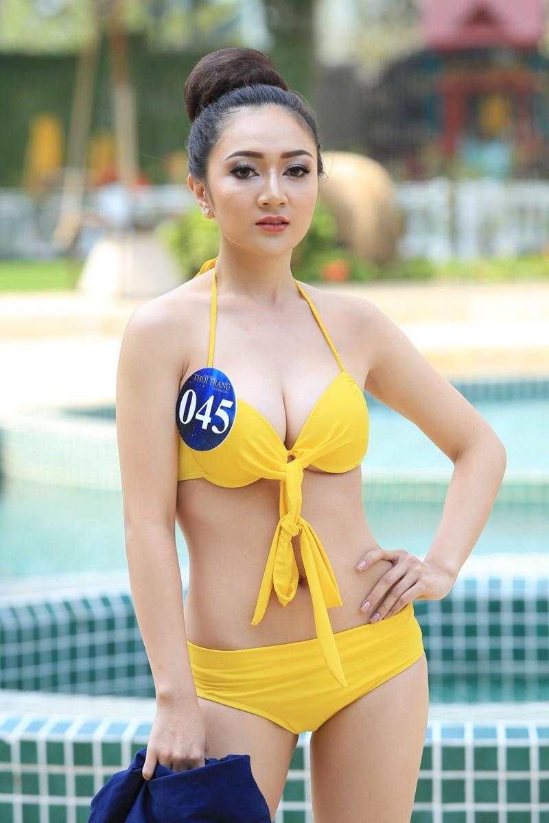 30 người mẫu thời trang VN diện bikini nóng bỏng - ảnh 11
