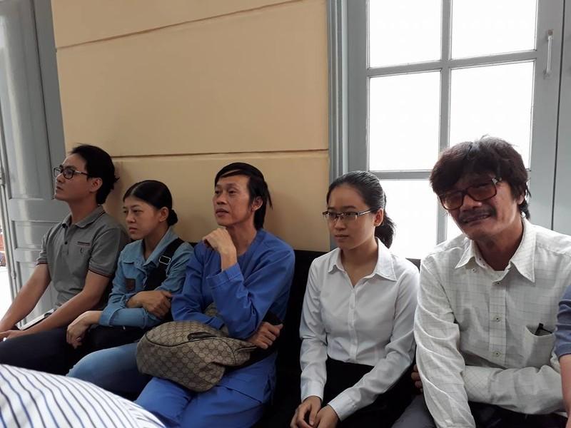 Nhà hát Kịch kháng án, Ngọc Trinh tiếp tục hầu tòa - ảnh 1