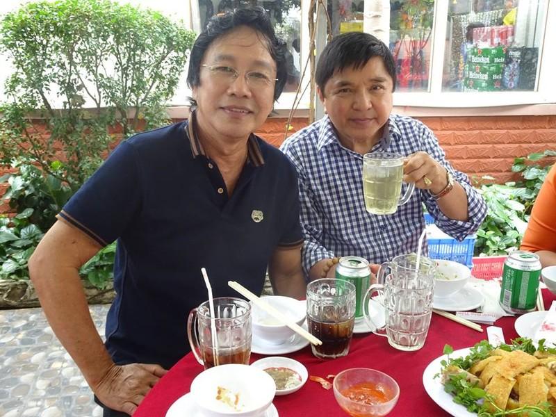 Nghệ sĩ cải lương quy tụ dự giỗ đầu NS Thanh Sang - ảnh 7