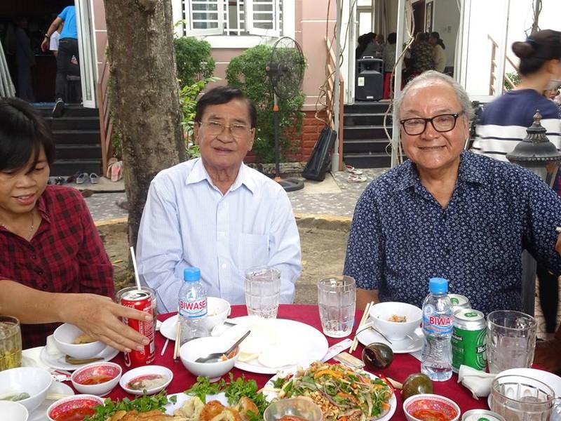 Nghệ sĩ cải lương quy tụ dự giỗ đầu NS Thanh Sang - ảnh 11