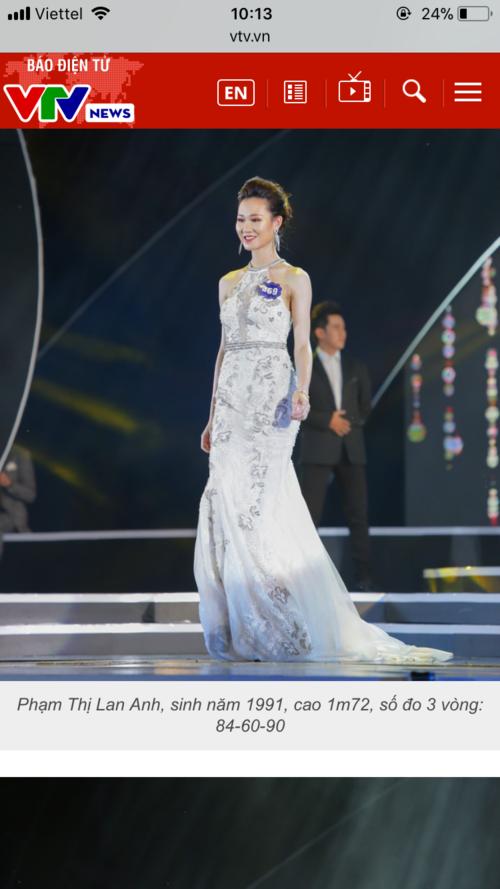 Thanh tra việc tổ chức Hoa hậu biển VN toàn cầu 2018 - ảnh 3