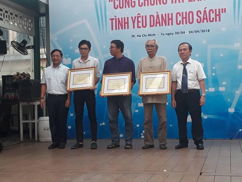 Ngày Sách Việt Nam: Đường sách TP.HCM có gì? - ảnh 1