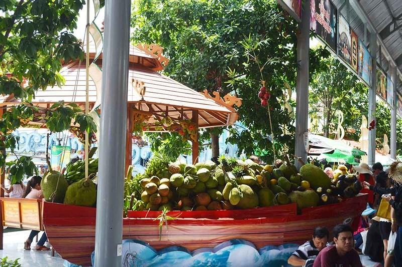Lễ hội trái cây Nam bộ: 1.000 tấn trái cây an toàn, giá rẻ - ảnh 2