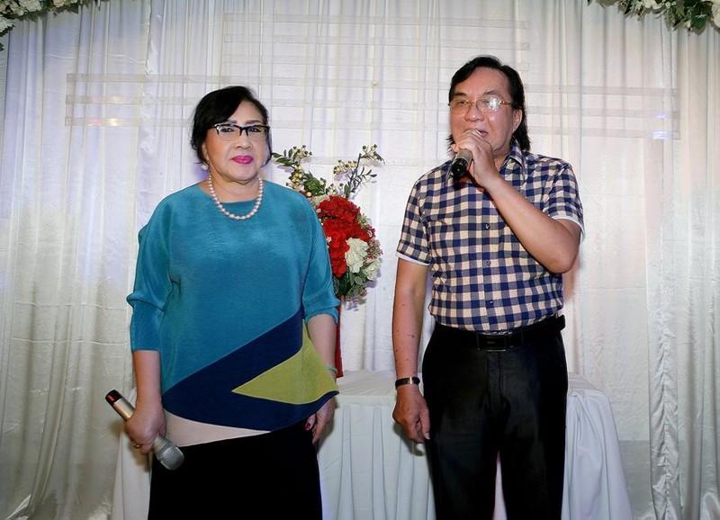 Lệ Thủy làm tiệc quy tụ NS cải lương chúc mừng NS Minh Cảnh  - ảnh 3