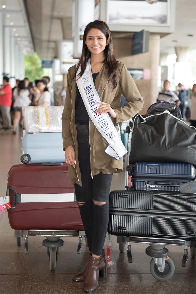 Hoa hậu quốc tế đổ bộ đến VN dự World Miss Tourism Ambassador - ảnh 5