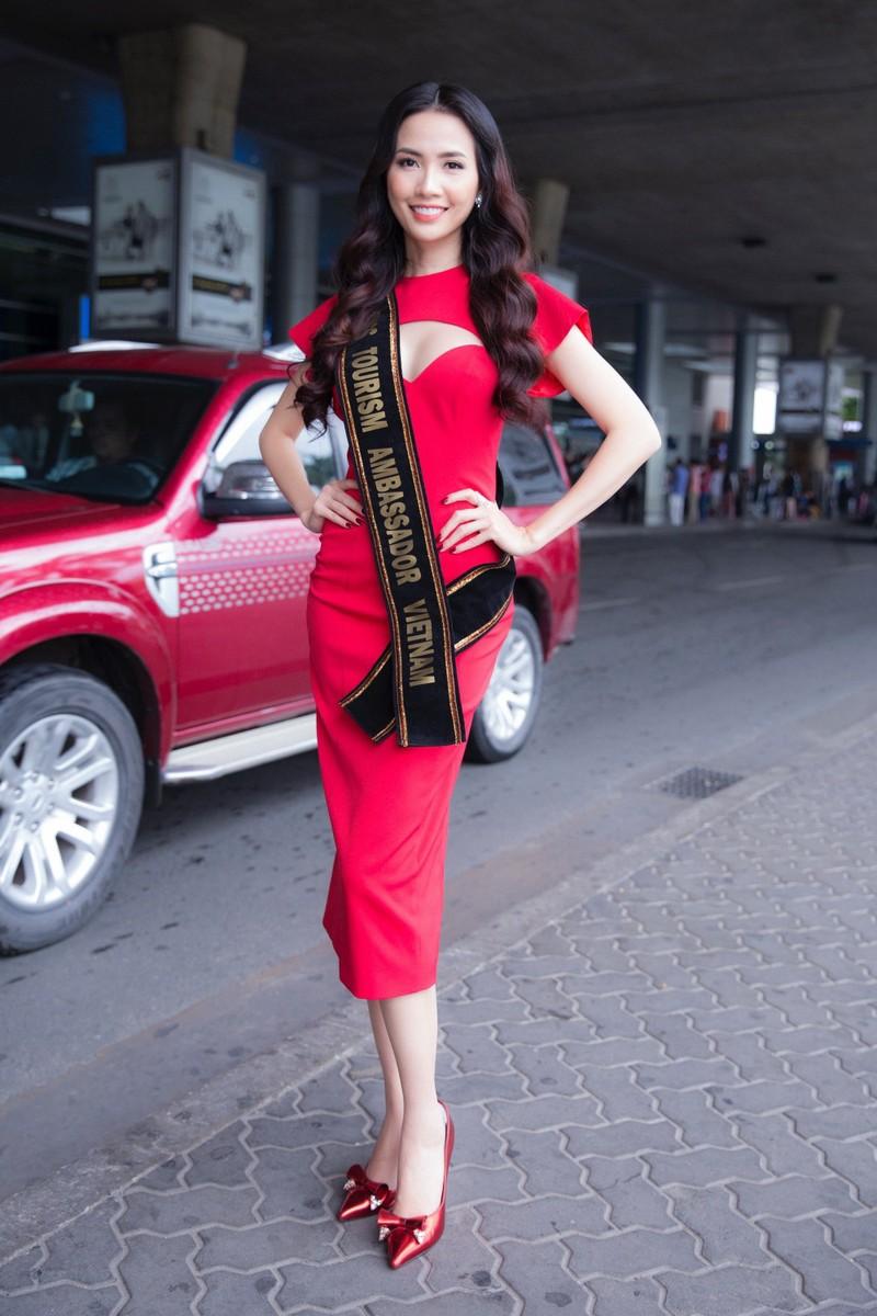 Hoa hậu quốc tế đổ bộ đến VN dự World Miss Tourism Ambassador - ảnh 1