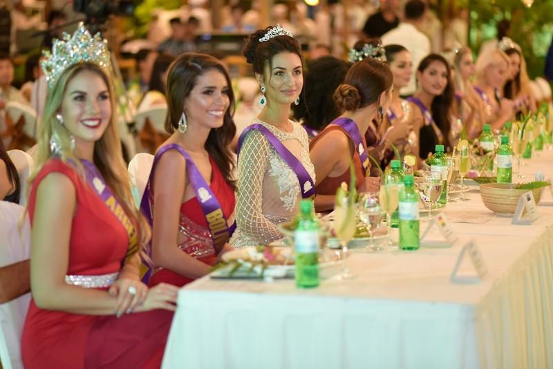 Cận cảnh nhan sắc 50 hoa hậu quốc tế tại Hội An - ảnh 8