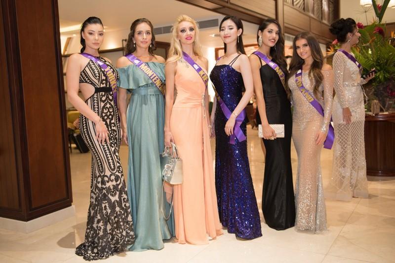 Cận cảnh nhan sắc 50 hoa hậu quốc tế tại Hội An - ảnh 7