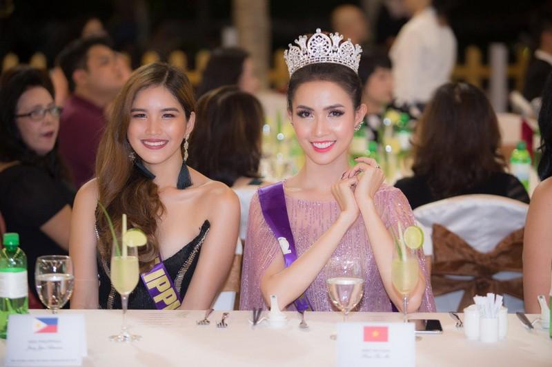 Cận cảnh nhan sắc 50 hoa hậu quốc tế tại Hội An - ảnh 9
