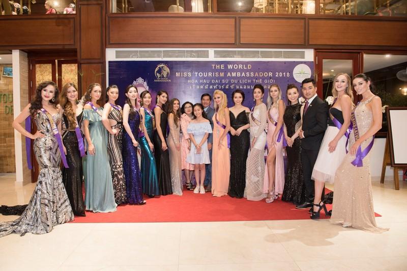 Cận cảnh nhan sắc 50 hoa hậu quốc tế tại Hội An - ảnh 6