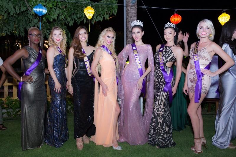 Cận cảnh nhan sắc 50 hoa hậu quốc tế tại Hội An - ảnh 10