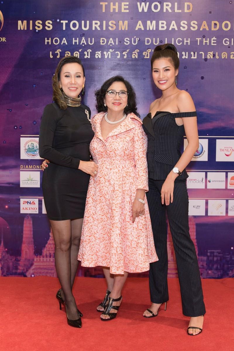Cận cảnh nhan sắc 50 hoa hậu quốc tế tại Hội An - ảnh 4