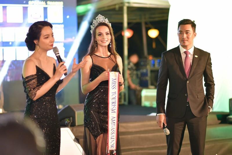 Cận cảnh nhan sắc 50 hoa hậu quốc tế tại Hội An - ảnh 12