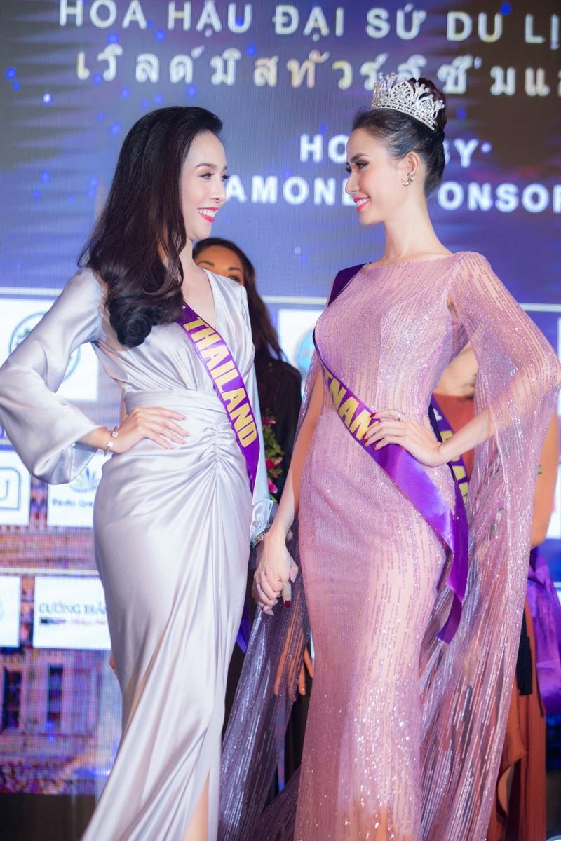 Cận cảnh nhan sắc 50 hoa hậu quốc tế tại Hội An - ảnh 5